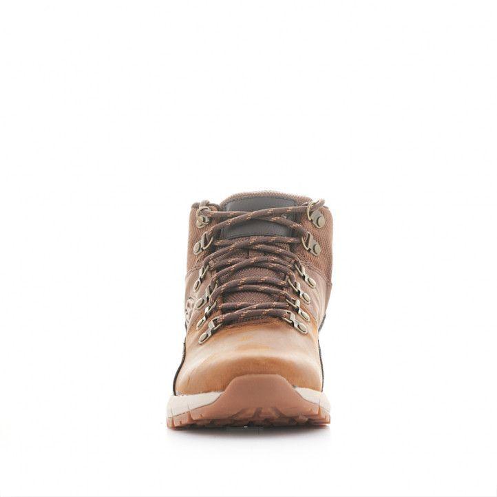 Botins Skechers merix de pell marrons - Querol online
