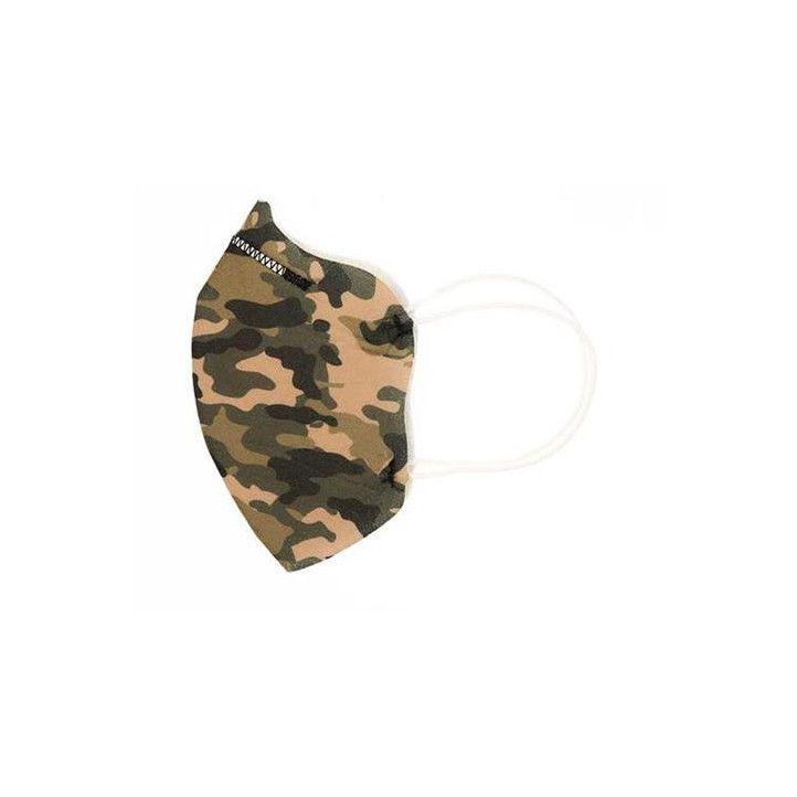 Mascaretes DEANSHIELD higiènica reutilitzable homologada camuflatge - Querol online