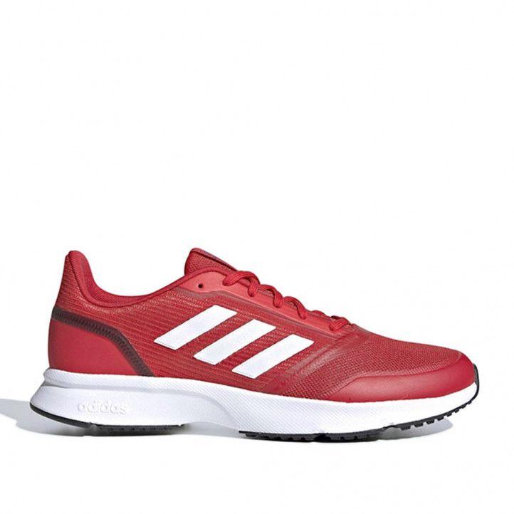 Sabatilles esportives Adidas vermelles nava flow - Querol online