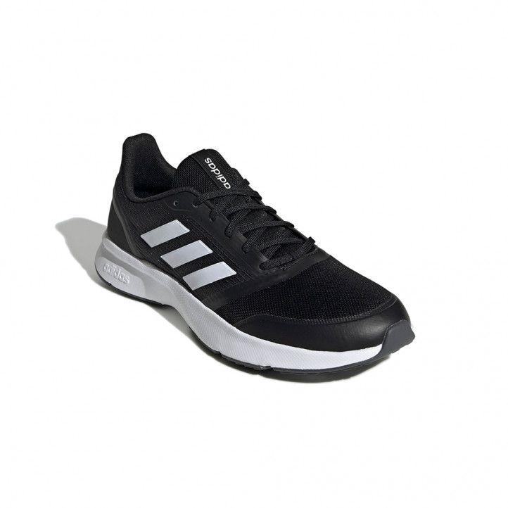 Sabatilles esportives Adidas negres nova flow - Querol online