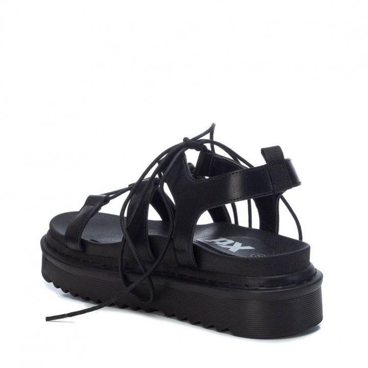 Sandàlies plataformes Xti amb disseny romà - Querol online