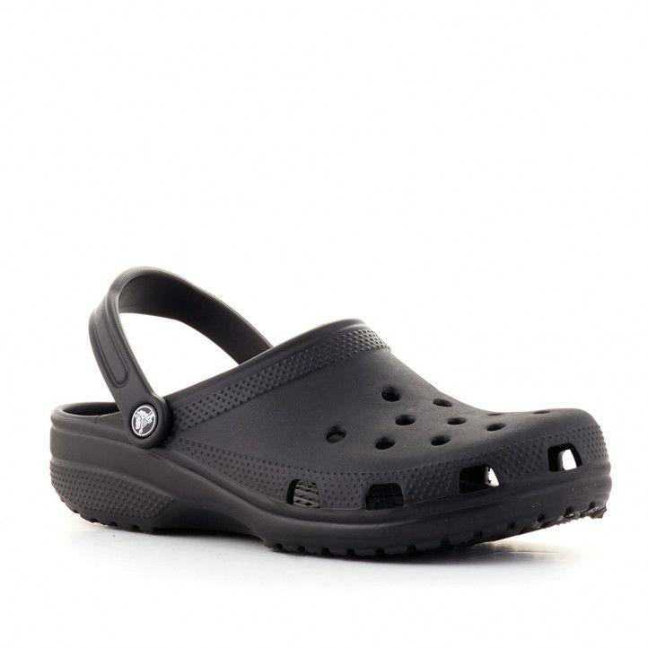 Chanclas Crocs classic clog u black - Querol online