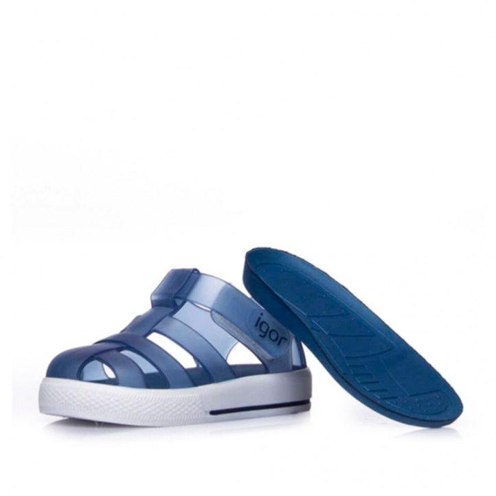 xancletes Igor blaves agafades al turmell - Querol online