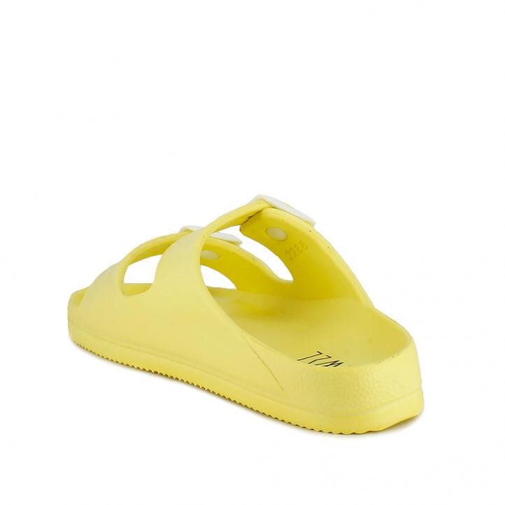 Xancles Owel grogues obertes amb doble sivella - Querol online