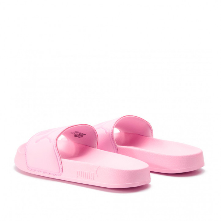 Chanclas Puma rosas y blancas - Querol online