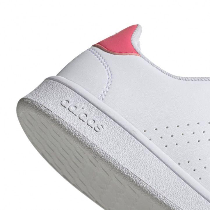 Zapatillas deporte Adidas EF0211 advantage white-pink - Querol online