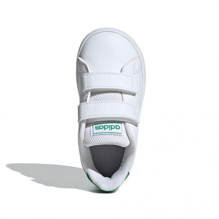 Zapatillas deporte Adidas EF0301 advantage could white - Querol online
