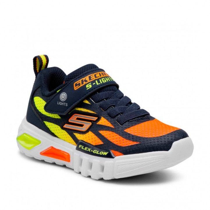 Zapatillas deporte Skechers 400016L flex glow - Querol online