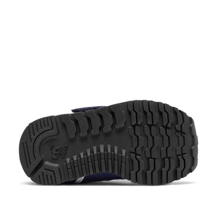 Zapatillas deporte New Balance 373 natural indigo con blaze - Querol online