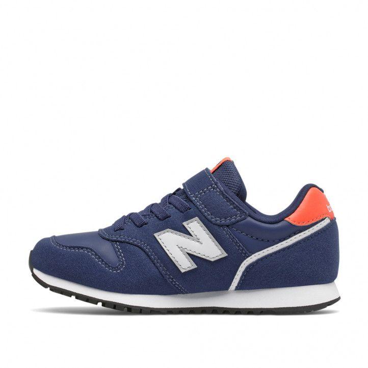 Zapatillas deporte New Balance 373 natural indigo con blaze tallas grandes - Querol online