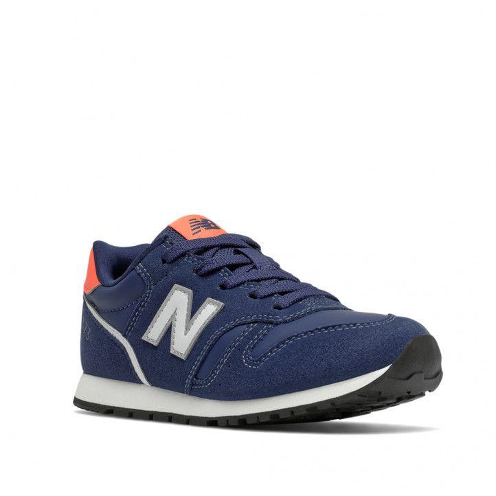 Zapatillas deporte New Balance 373 natural indigo con blaze 36 al 39 - Querol online