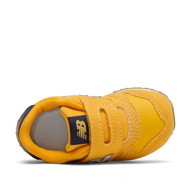 Sabatilles esport New Balance 373 varsity gold amb pigment 22 al 27 - Querol online