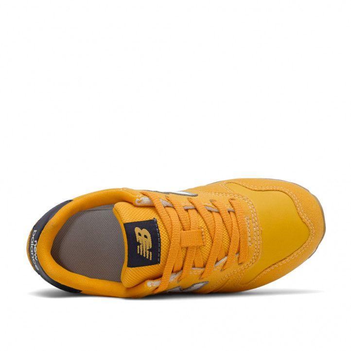 Zapatillas deporte New Balance 373 varsity gold con pigment 36 al 39 - Querol online