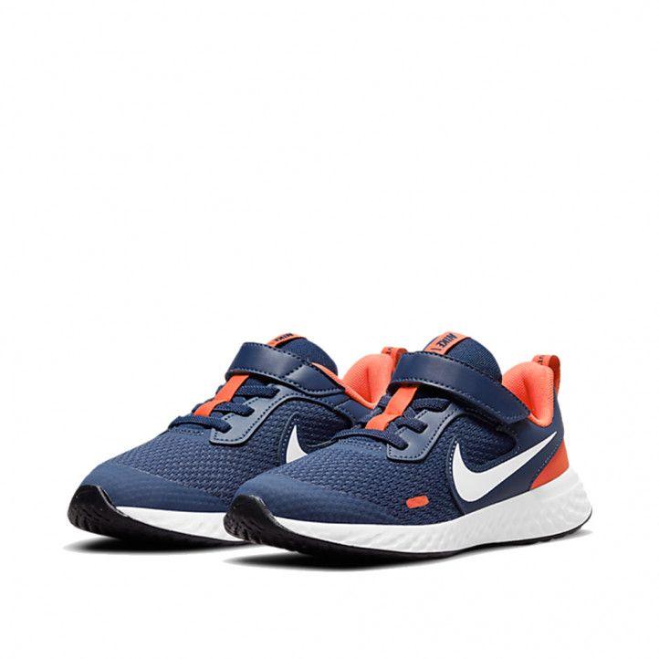 Zapatillas deporte Nike bq5672 410 nike revolution 5 28 al 35 - Querol online