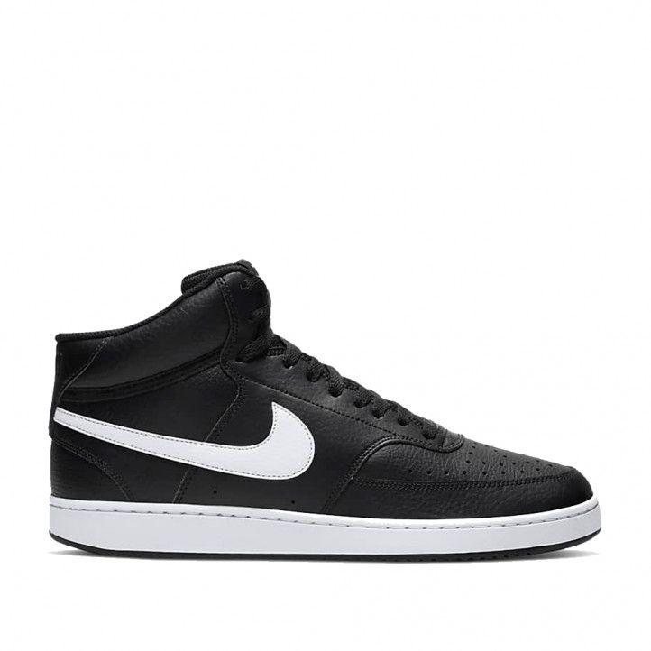 Sabatilles esportives Nike cd5466 001 court vision mid - Querol online