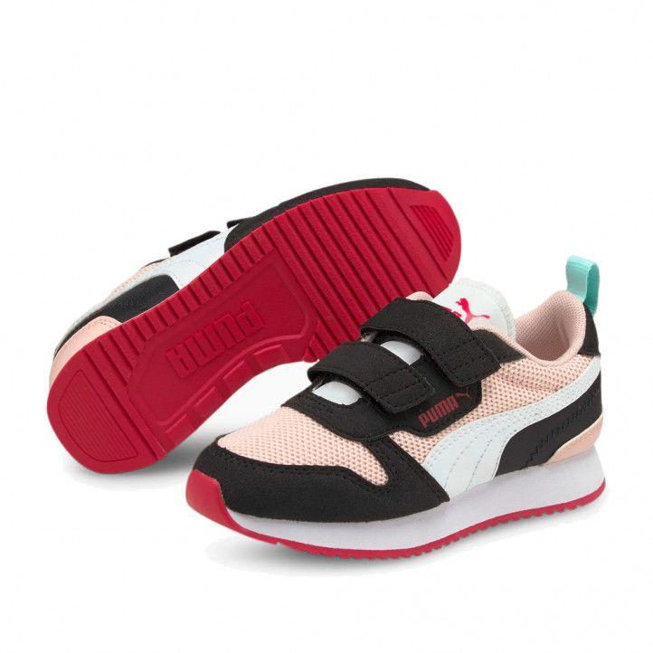 Zapatillas deporte Puma R78 tallas 28 a 34 - Querol online