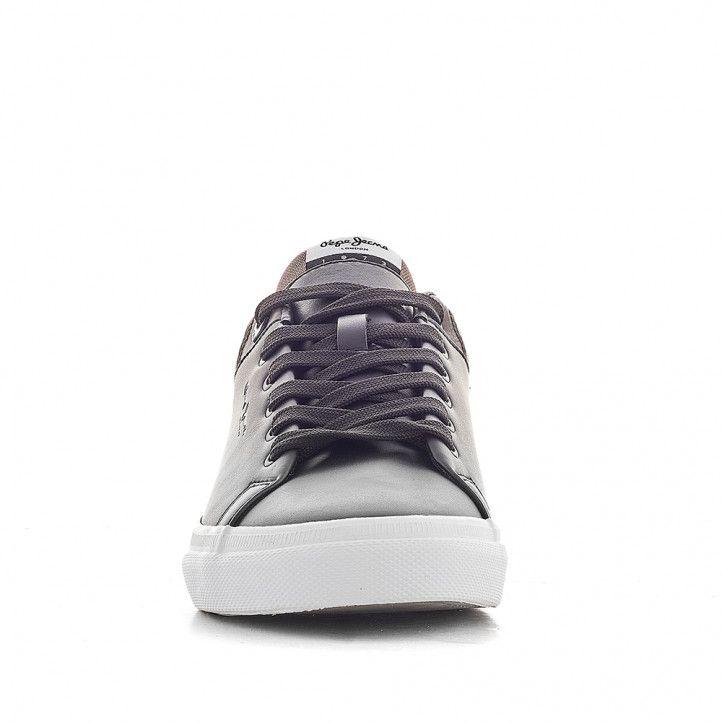 Zapatos sport Pepe Jeans kenton class pms30764 black 999 - Querol online