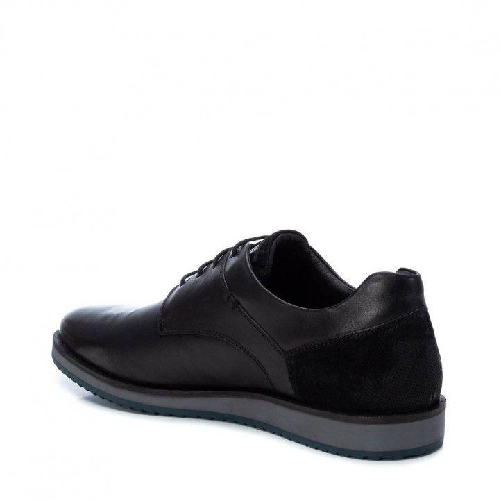 Zapatos vestir Carmela 067517 talón de ante - Querol online