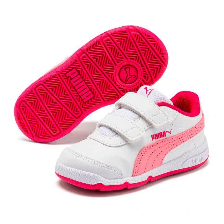 Zapatillas deporte Puma stepfleex 2 sl tallas 21 a 27 - Querol online