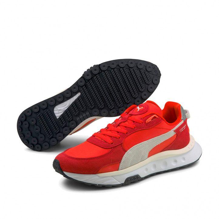 Zapatillas deportivas Puma Wild Rider Pickup - Querol online
