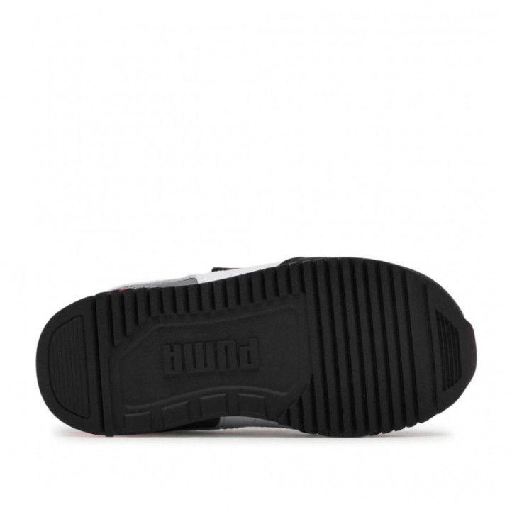 Zapatillas deporte Puma R78 gris tallas 20 a 27 - Querol online