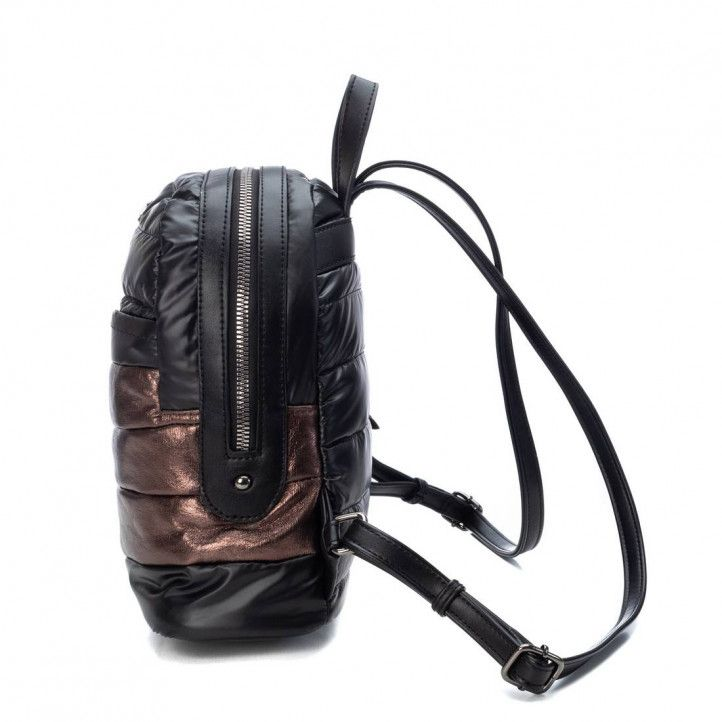 Motxilla Xti 086560 amb detall en bronze - Querol online