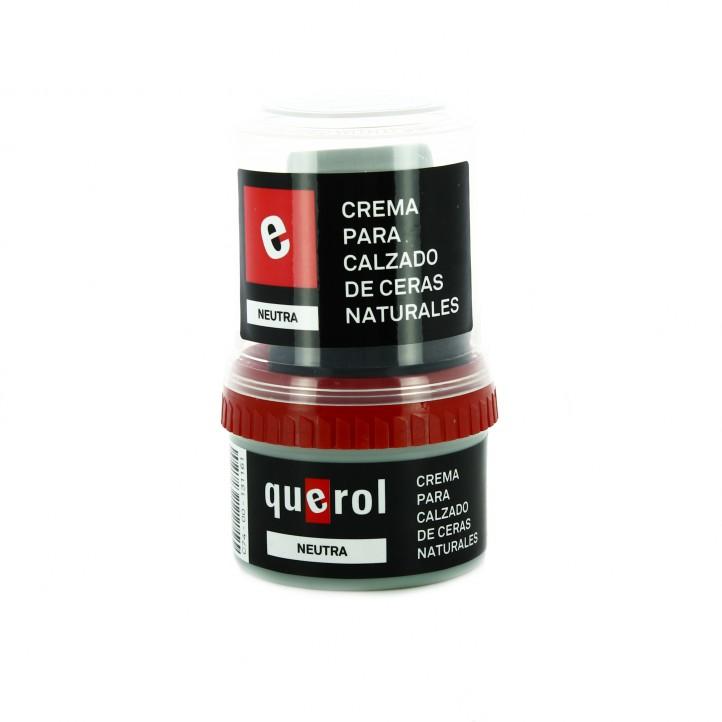 complementos QUEROL crema neutra de ceras naturales - Querol online