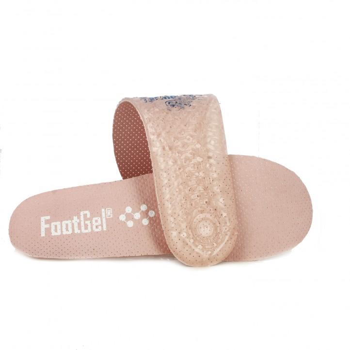 complementos FootGel plantillas con fragancia aloe vera - Querol online