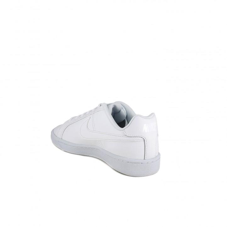 Zapatillas deporte Nike court royale blancas - Querol online