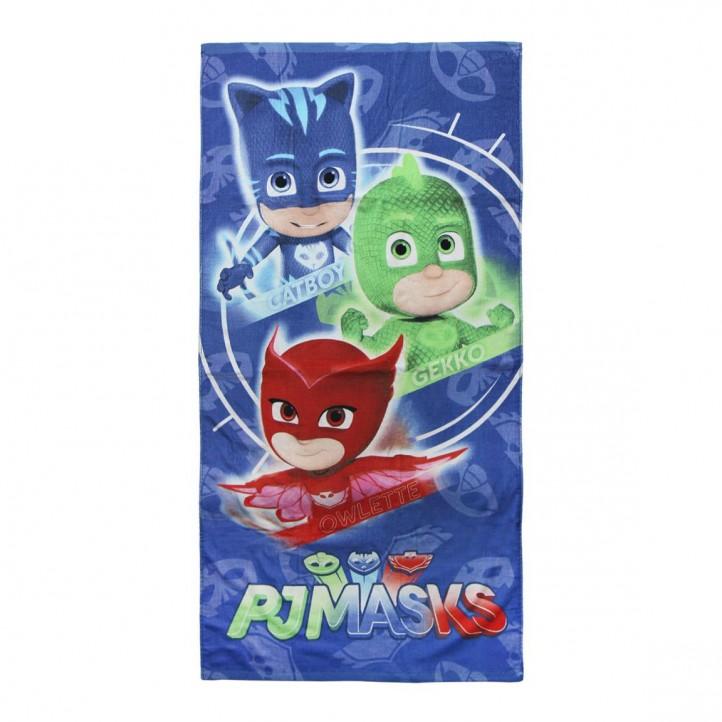 Complementos Cerda toalla pijmasks roja, verde y azul - Querol online