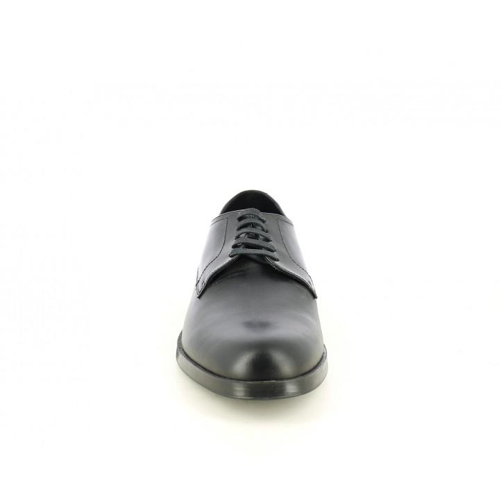 Zapatos vestir Be Cool Tipo blucher con plantilla de piel acolchada - Querol online