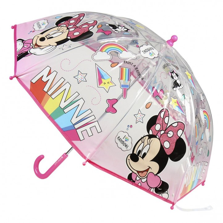 Complements Cerda paraigua minnie mouse rosa - Querol online
