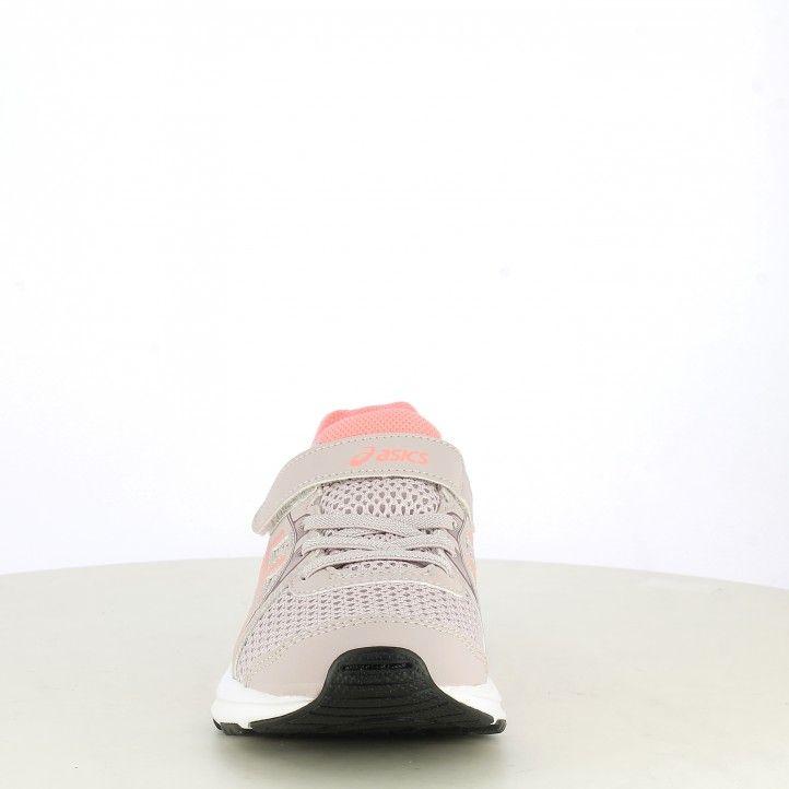 Sabatilles esport Asics rosa amb elàstics i velcro jolt 2 - Querol online