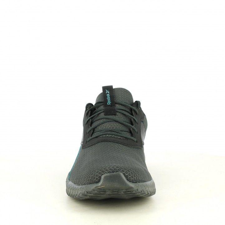 Sabatilles esportives Reebok negre amb cordons energy fv6660 - Querol online