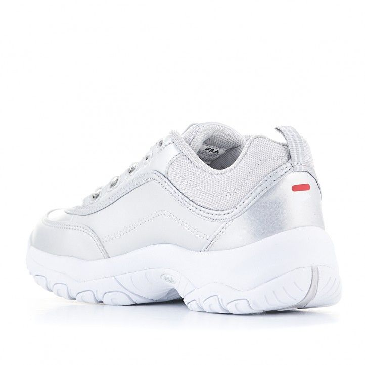 Zapatillas deportivas Fila Strada F Wmn plata - Querol online