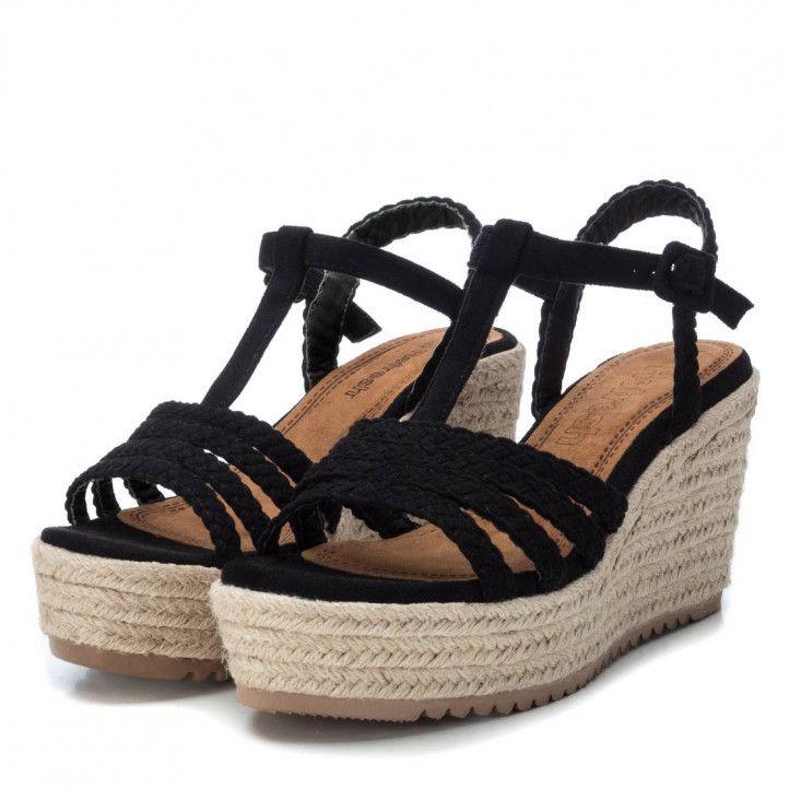 Sandalias cuña Refresh 069563 - Querol online