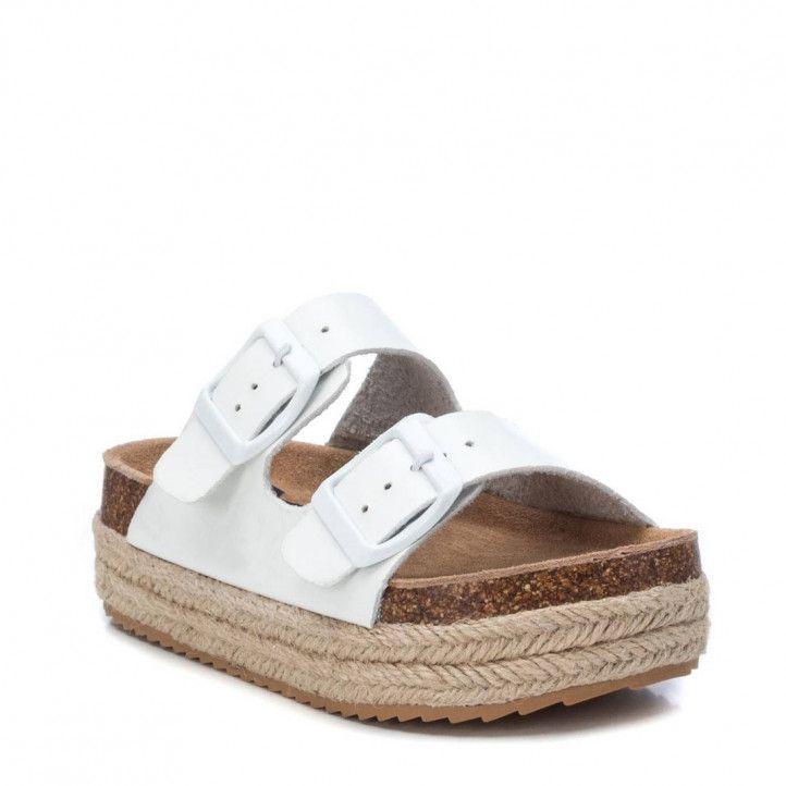 sandalias XTI KIDS 057060 blancas - Querol online
