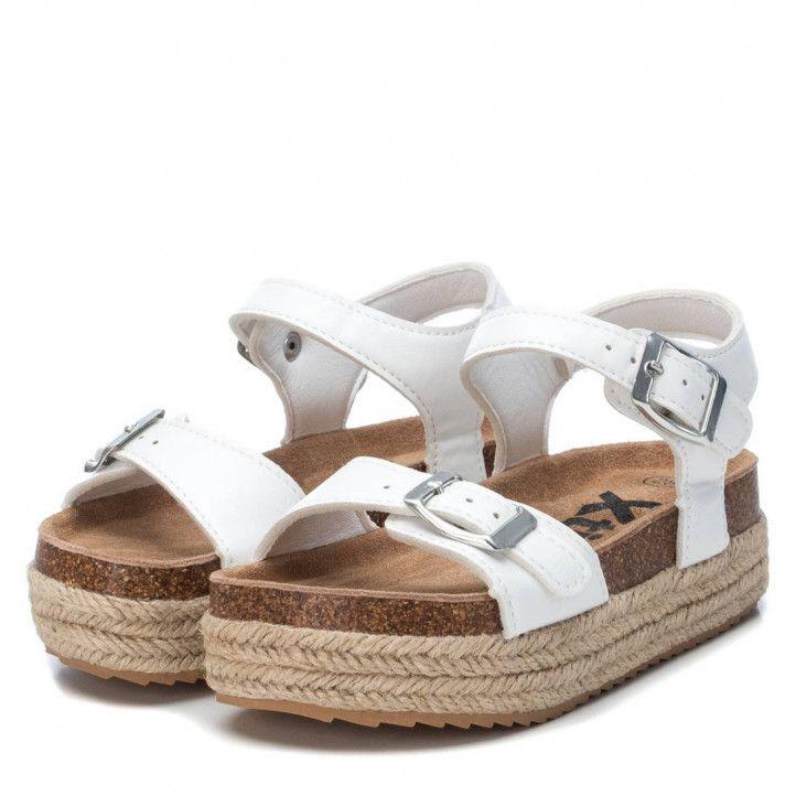 sandalias XTI KIDS 057206 blancas - Querol online