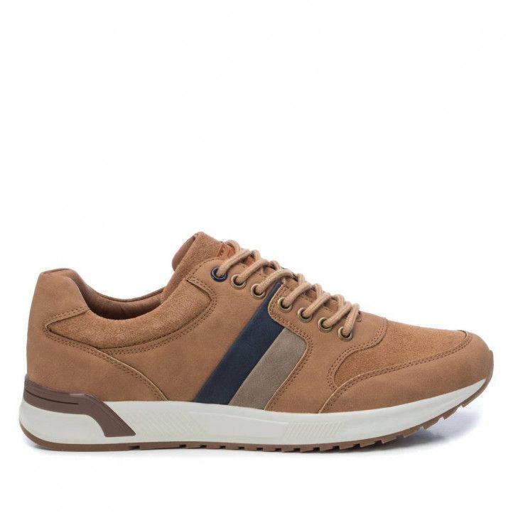 Zapatos sport Refresh 069429 marrones - Querol online