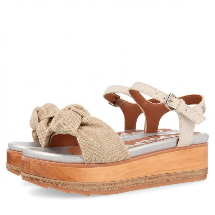 Sandàlies plataformes Gioseppo raichur - Querol online