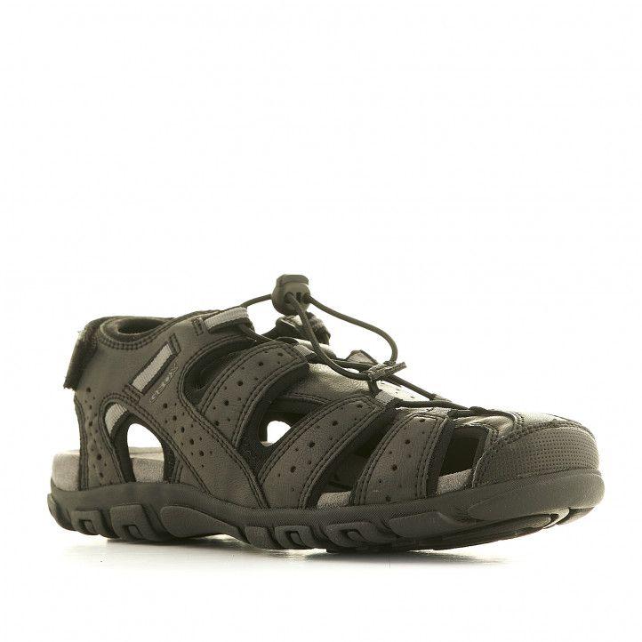 Sandàlies Geox negres tancades - Querol online