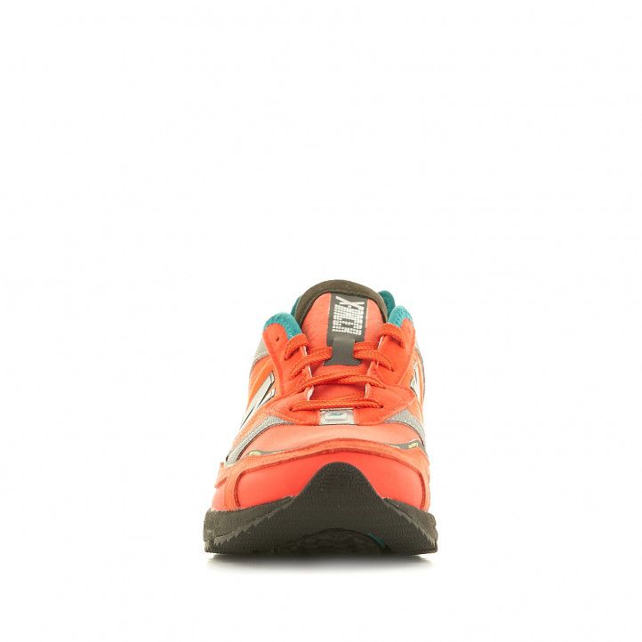 Zapatillas deportivas New Balance X-Racer, Neo Flame with Team Teal & Black - Querol online