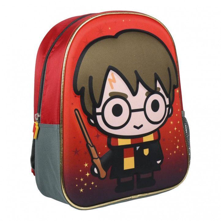 Motxilla Cerda vermella de Harry Potter amb butxaca lateral - Querol online